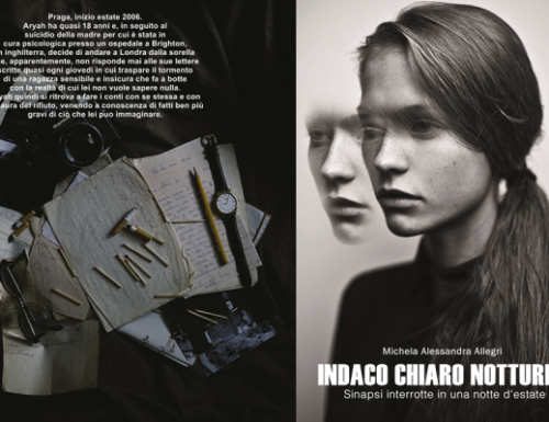 BOOK: Indaco chiaro notturno di Michela Alessandra Allegri