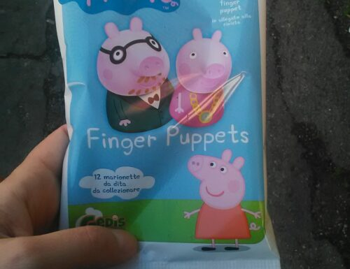 REVIEW: Finger Puppets Peppa Pig