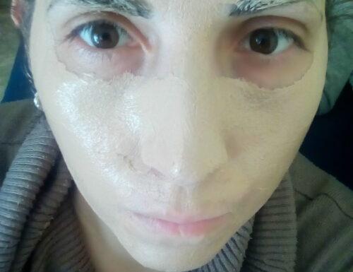 BEAUTY: Maschera idratante Luvos