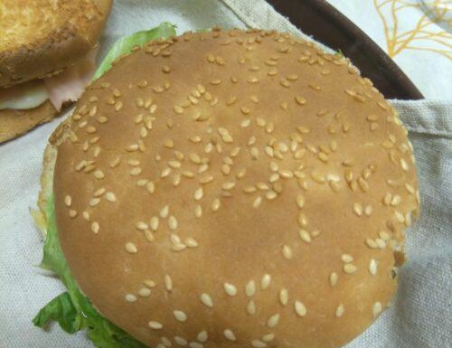 CUCINA:Burger ripieni stile McDonald's