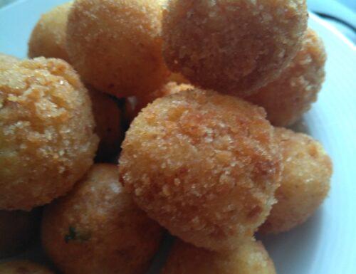 CUCINA: Crocchette di patate