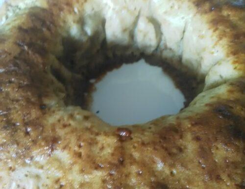 CUCINA: PAN DI BANANE – BANANA BREAD A forma di ciambellone